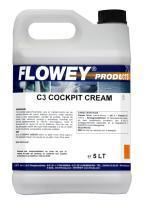Flowey C3-5 - ACONDICIONADOR DE PLASTICOS INTERIOR  5L