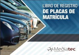 PLACA MATRICULA Y DERIVADOS IP0074 - DISTINTIVO MEDIO AMBIENTAL B